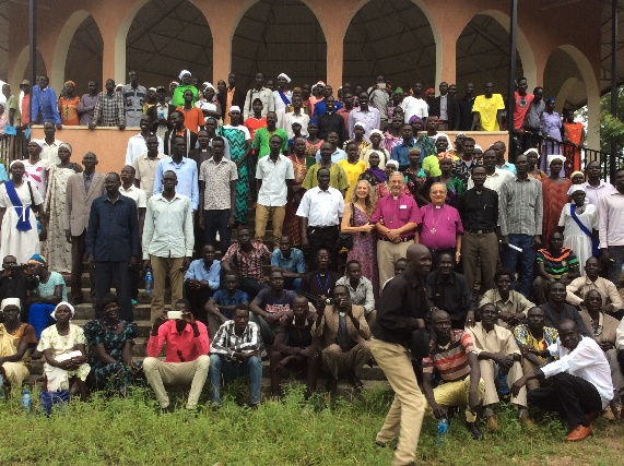 General Assembly in Gambella