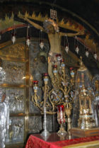 Crucifixion of Jesus in the Holy Sepulchre