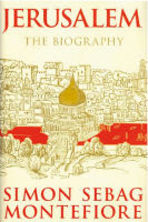 Book cover for Jerusalem the biography