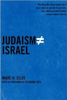 Judaism does not equal Israel book cover