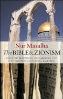 The Bible & Zionism book cover