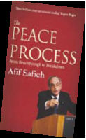 The Peace Process book cover