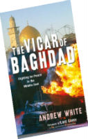 The Vicar of Baghdad book cover