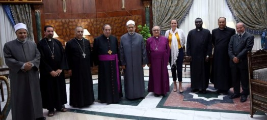 Mouneer visit to Eqgypt Mosque in Eid el Fetr