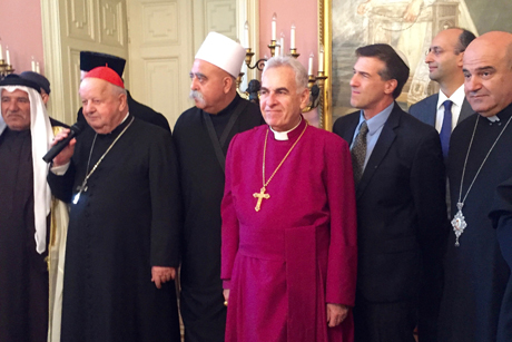 Jerusalem Faith Leaders