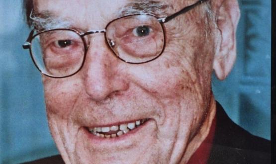 Bishop Kenneth Cragg 1913-2012