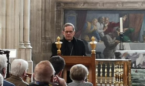 Archbishop Michael Lewis - Pastoral Care Letter
