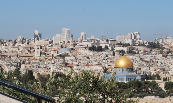 COVID-19 Impacts Holy Land Pilgrimages