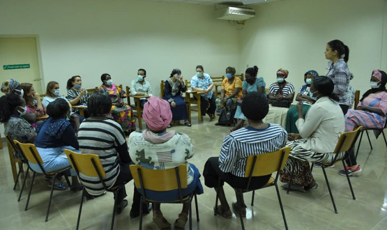 Gusuor Cultural Center supporting Women in Egypt