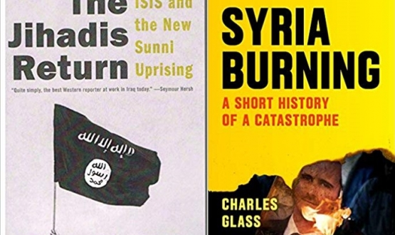 The Jihadis Return and Syria Burning