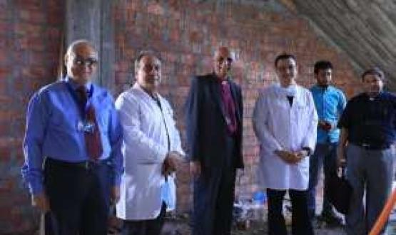Latest Developments at Harpur Memorial Hospital Sadat City