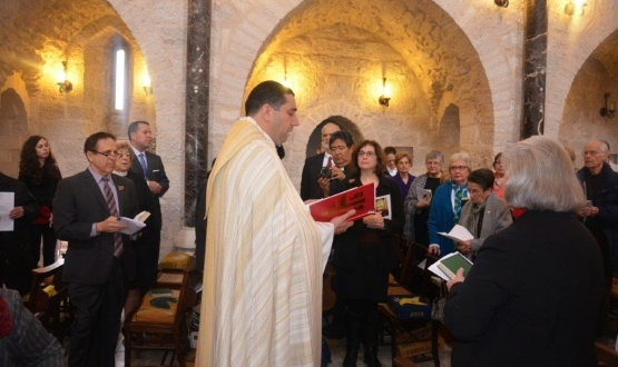 Consecration of the New Bishop in Jerusalem