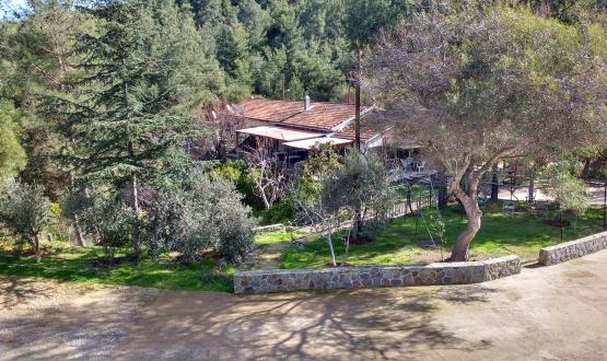 The Katafiyio Retreat House