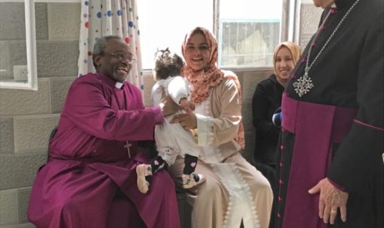 Al Ahli Arab Hospital's 'Living Stones' Witness in Gaza