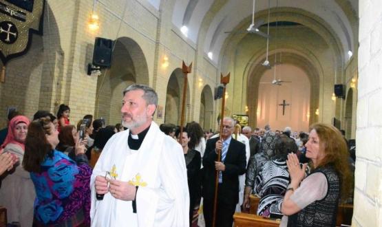 Easter Celebrations in Baghdad