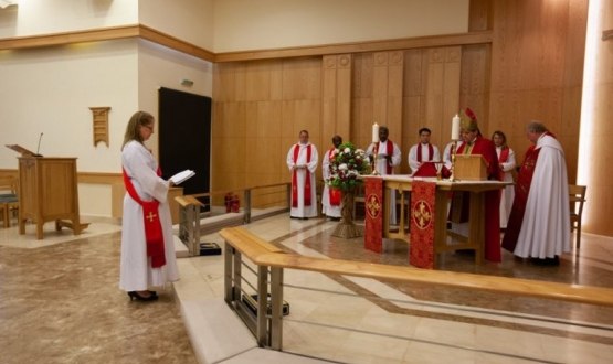 Ordination of Revd Charlotte Lloyd-Evans